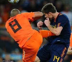 De Jong and Alonso