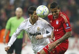 Real Madrid v Bayern Munich
